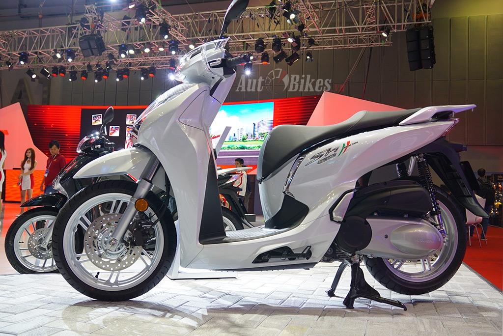 Honda Sh 300i Abs 2017 Giá 250 Triệu Tại Việt Nam
