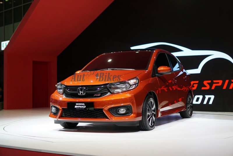 video chi tiet honda brio 2019 doi thu cua toyota wigo grand i10