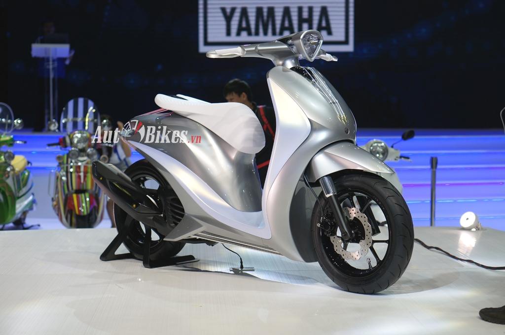 xe y tuong yamaha glorious toi viet nam