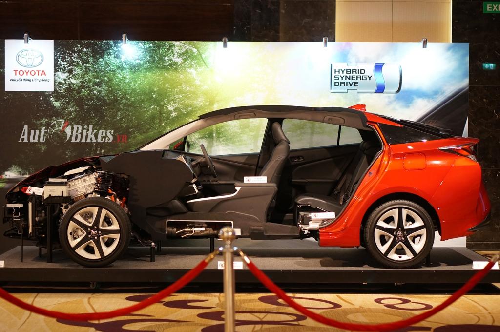 xe hybrid xu huong tat yeu cua giao thong tai viet nam
