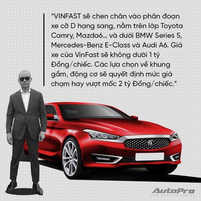 xe vinfast la xe sang gia khong duoi 1 ty dong