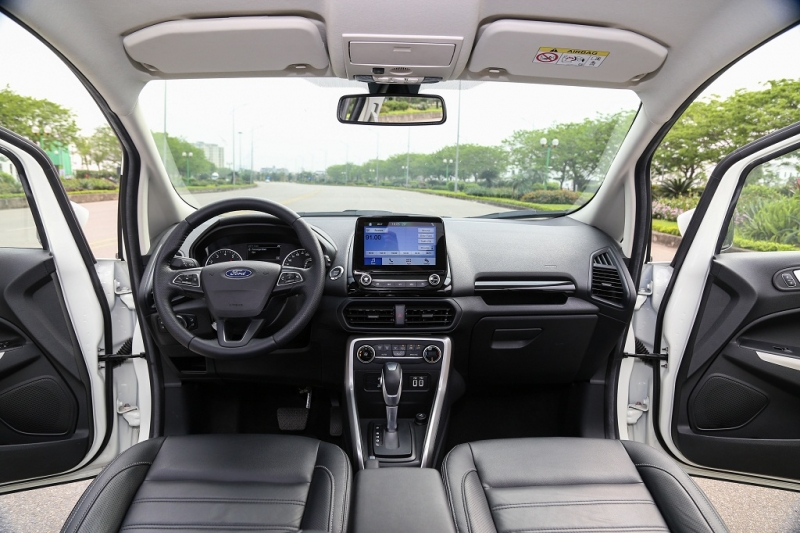 vi sao ford ecosport 2018 la chuyen gia duong pho