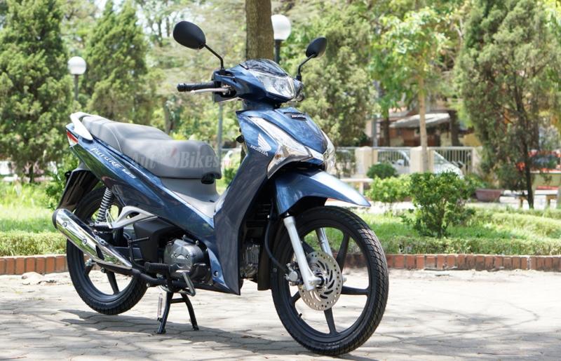 Cách tính giá bao giấy Honda Future 2019