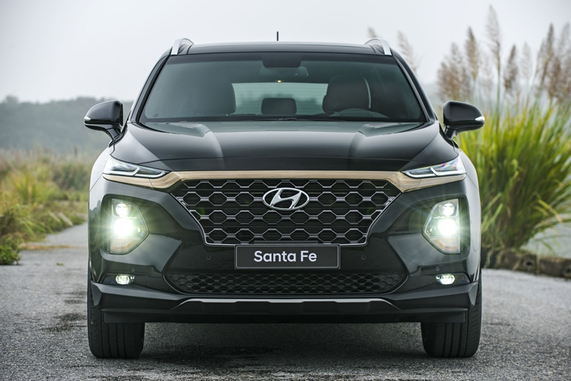 hyundai santa fe tai viet nam co bi trieu hoi do dong co thera ii