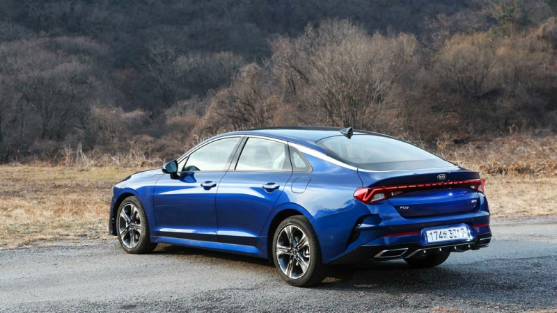 kia optima 2021 dien mao moi day an tuong