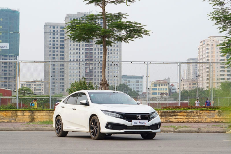 video danh gia honda civic rs 2019