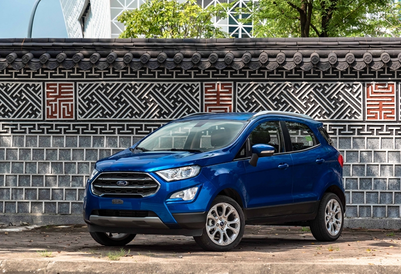 so sanh ford ecosport 2019 voi ford ecosport 2020