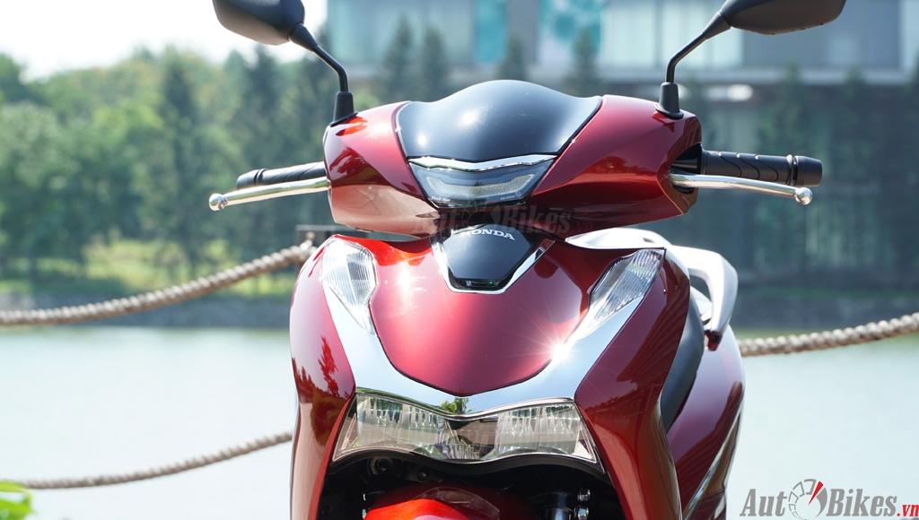 Honda SH 2020 có gì thay đổi so với SH 2019?