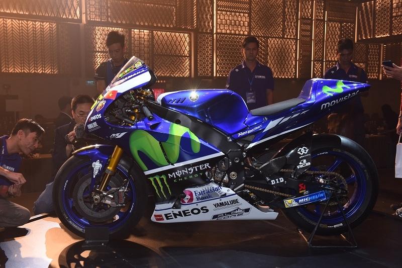 Yamaha Motor Việt Nam Tai Trợ Giải đua Xe Quốc Tế Motogp