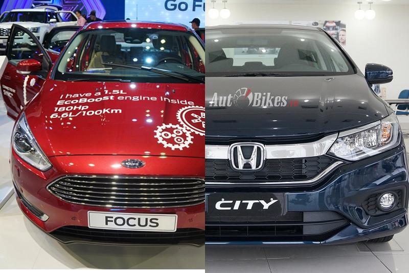 tam 600 trieu chon honda city top hay ford focus trend